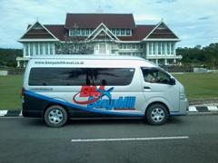 Travel Minibus Banyumili_ Balikpapan Samarinda Bontang Sangatta